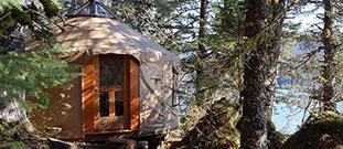 Alaska Yurt Rentals